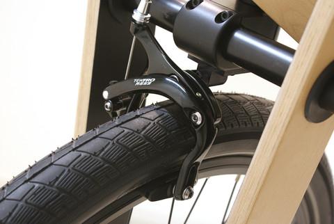 Front brake Sandwichbike