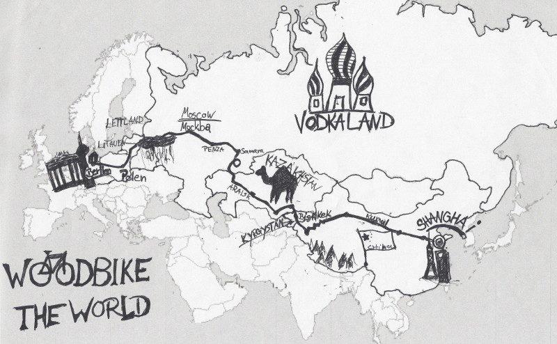Woodbiketheworld
