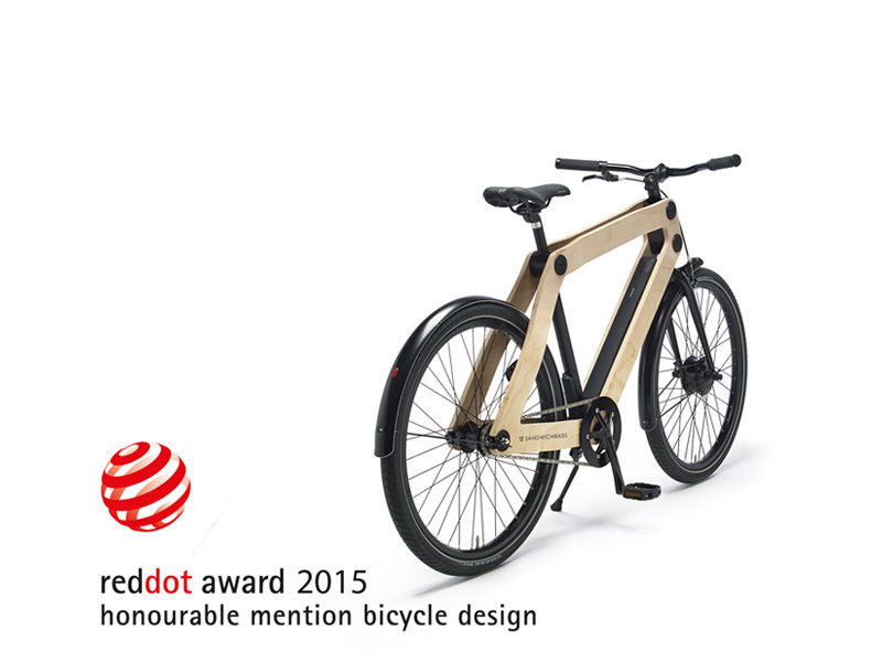 sandwichbike-2015-red-dot-award