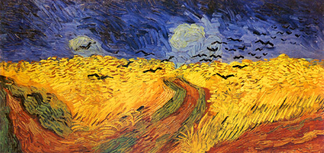 van Gogh wheatfield_crows