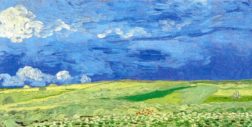 van_Gogh_Wheatfield_under_thunderclouds_(1890)