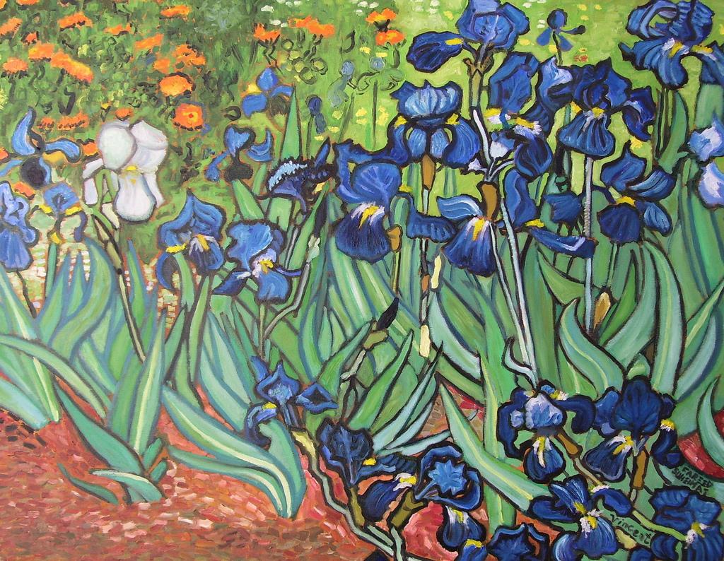 Van Gogh Sandwichbikes